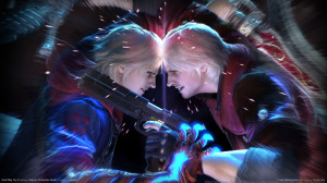 Devil May Cry 4 Wallpaper