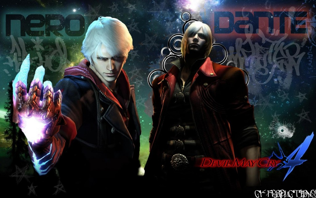 Devil May Cry Games Wallpaper