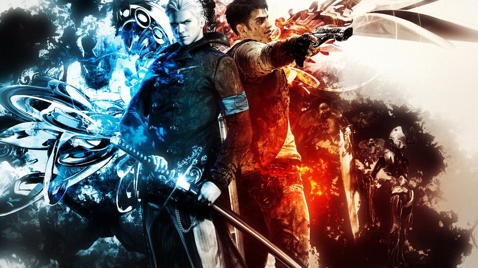 wallpapers devil may cry -#main
