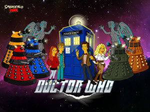 Doctor Who HD