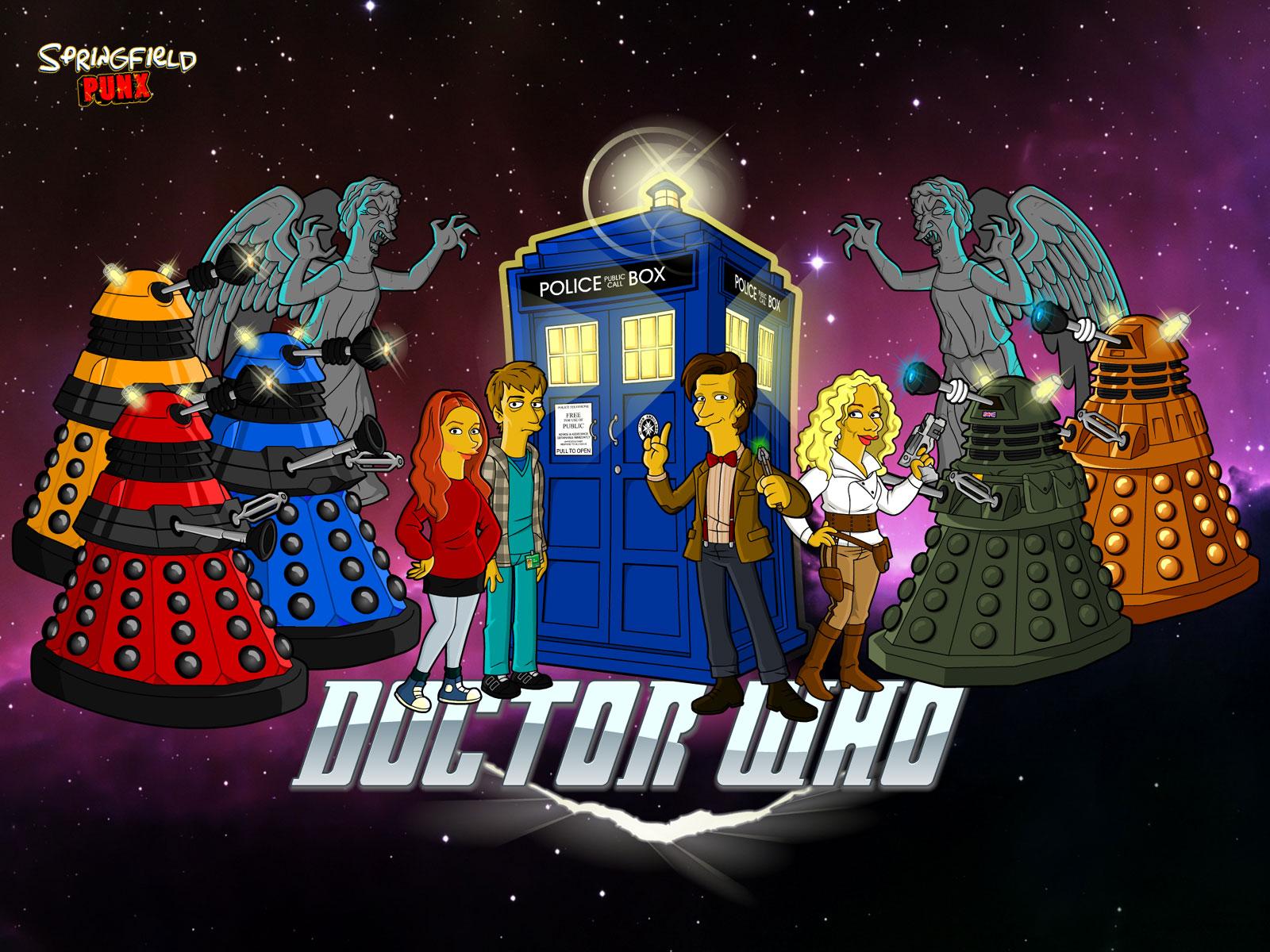 Doctor Who HD | Wallpup.com