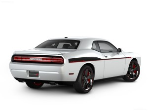 Dodge Challenger RT Redline Wallpaper