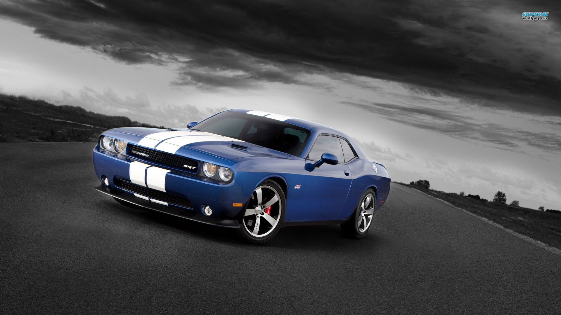 dodge challenger srt8 wallpaper. Black Bedroom Furniture Sets. Home Design Ideas