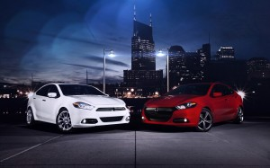 Dodge Dart 2013 Wallpaper HD