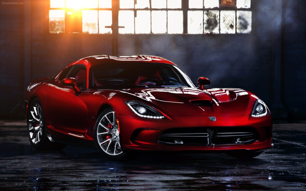 Dodge SRT Viper GTS-R Wallpaper