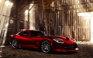 Dodge SRT Viper GTS Wallpaper