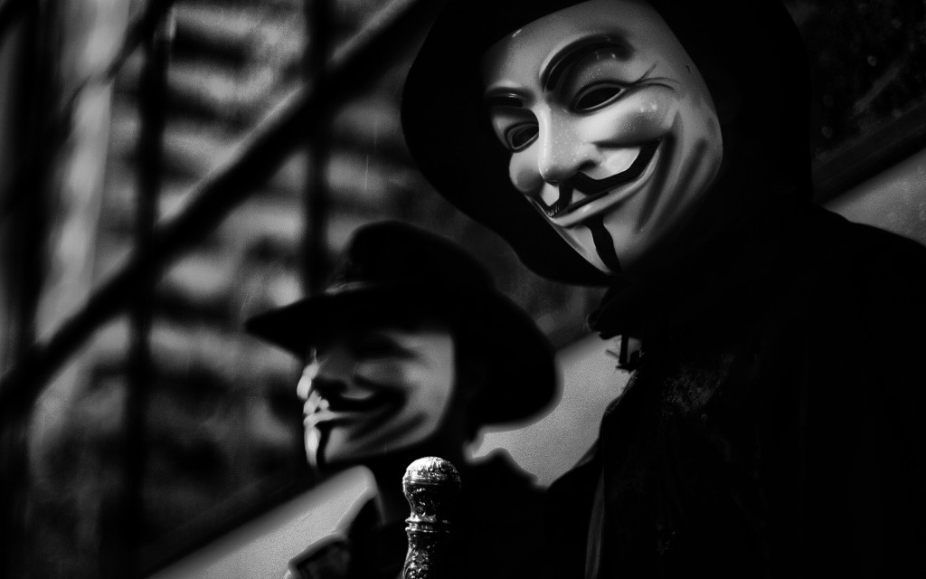 Download Anonymous Wallpaper