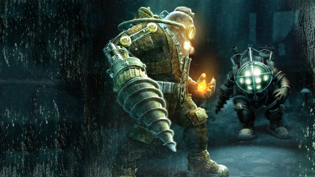 Download BioShock Wallpaper