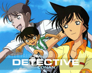 Download Detective Conan Wallpaper