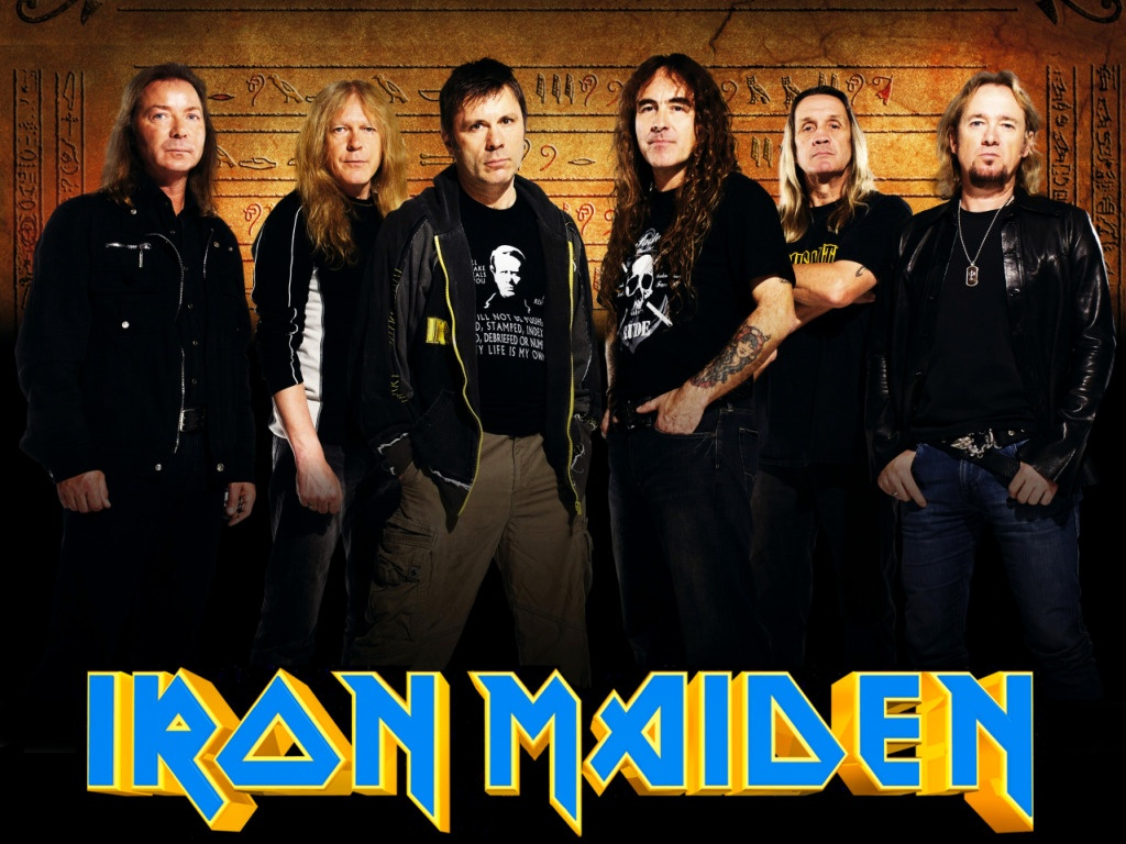 Download Iron Maiden Wallpaper