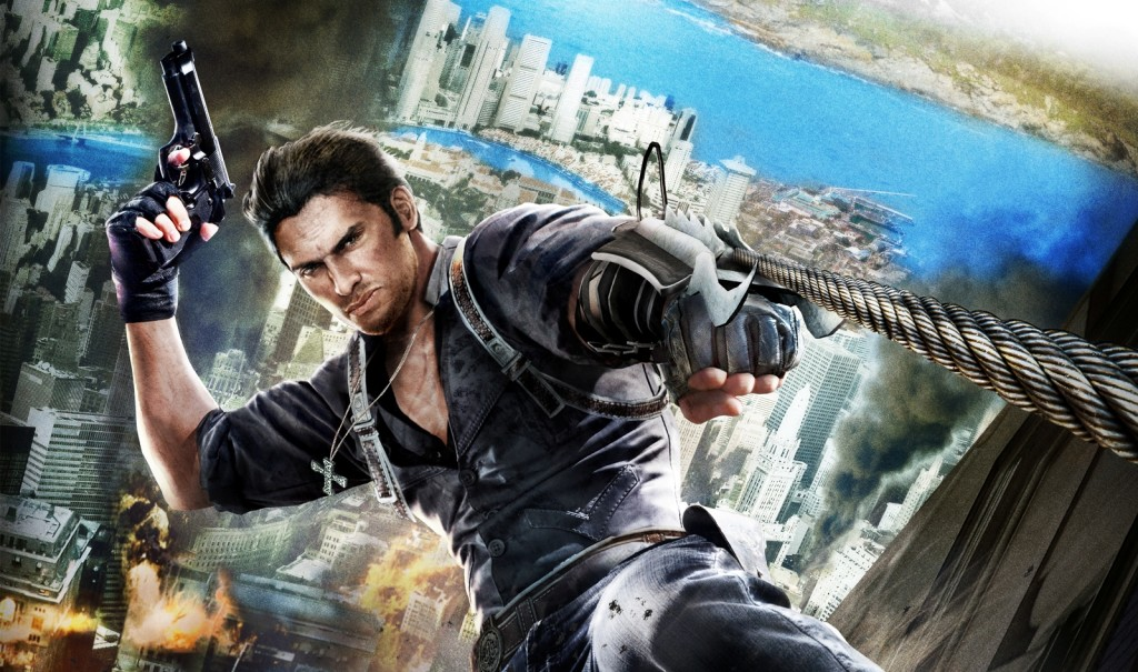 Download Just Cause 2 Wallpaper