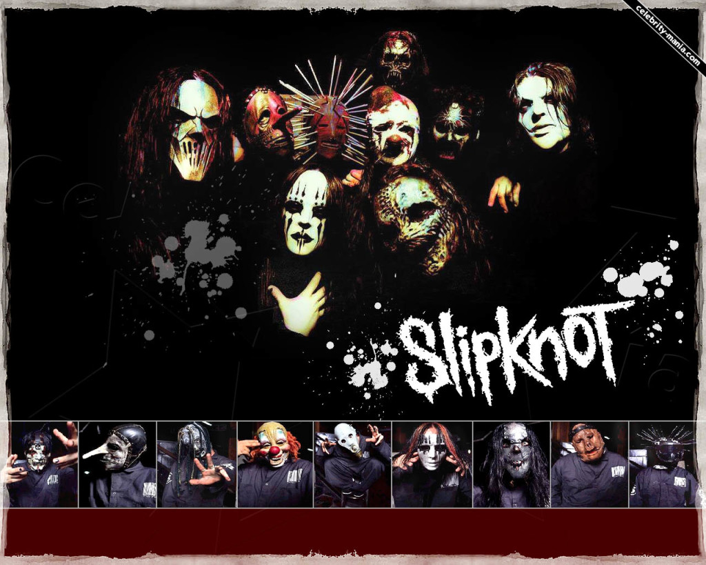Download Slipknot Wallpaper
