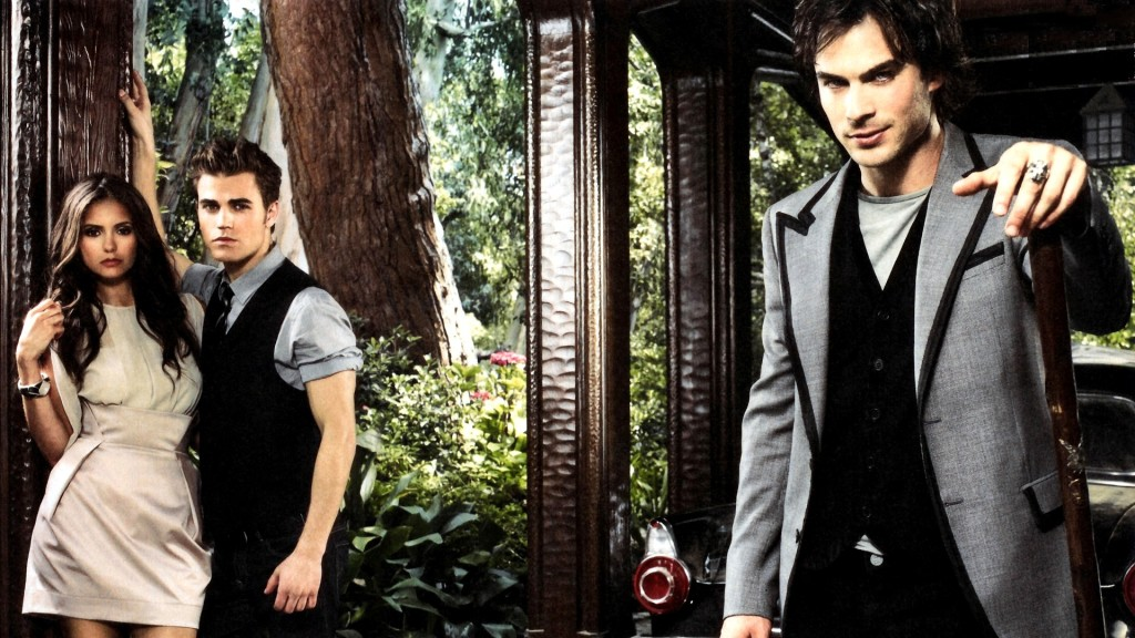 Download Vampire Diaries Wallpaper