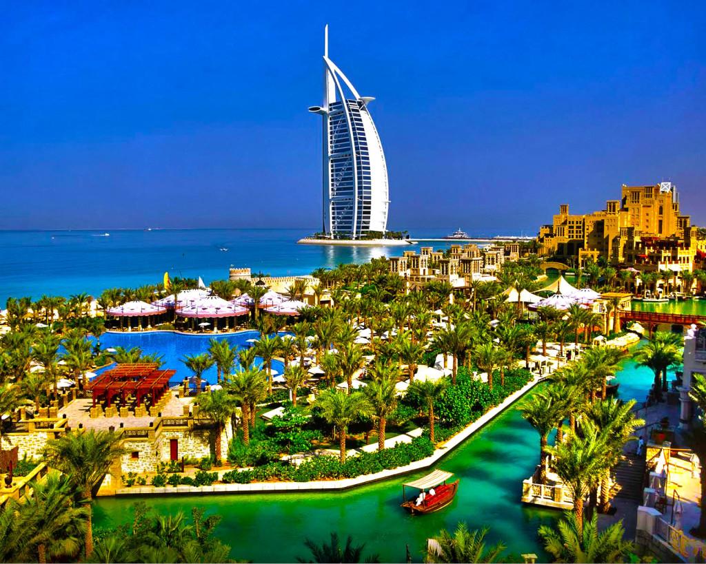 Dreamy Dubai Wallpaper