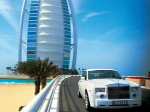 Dubai Arhitectur Wallpaper