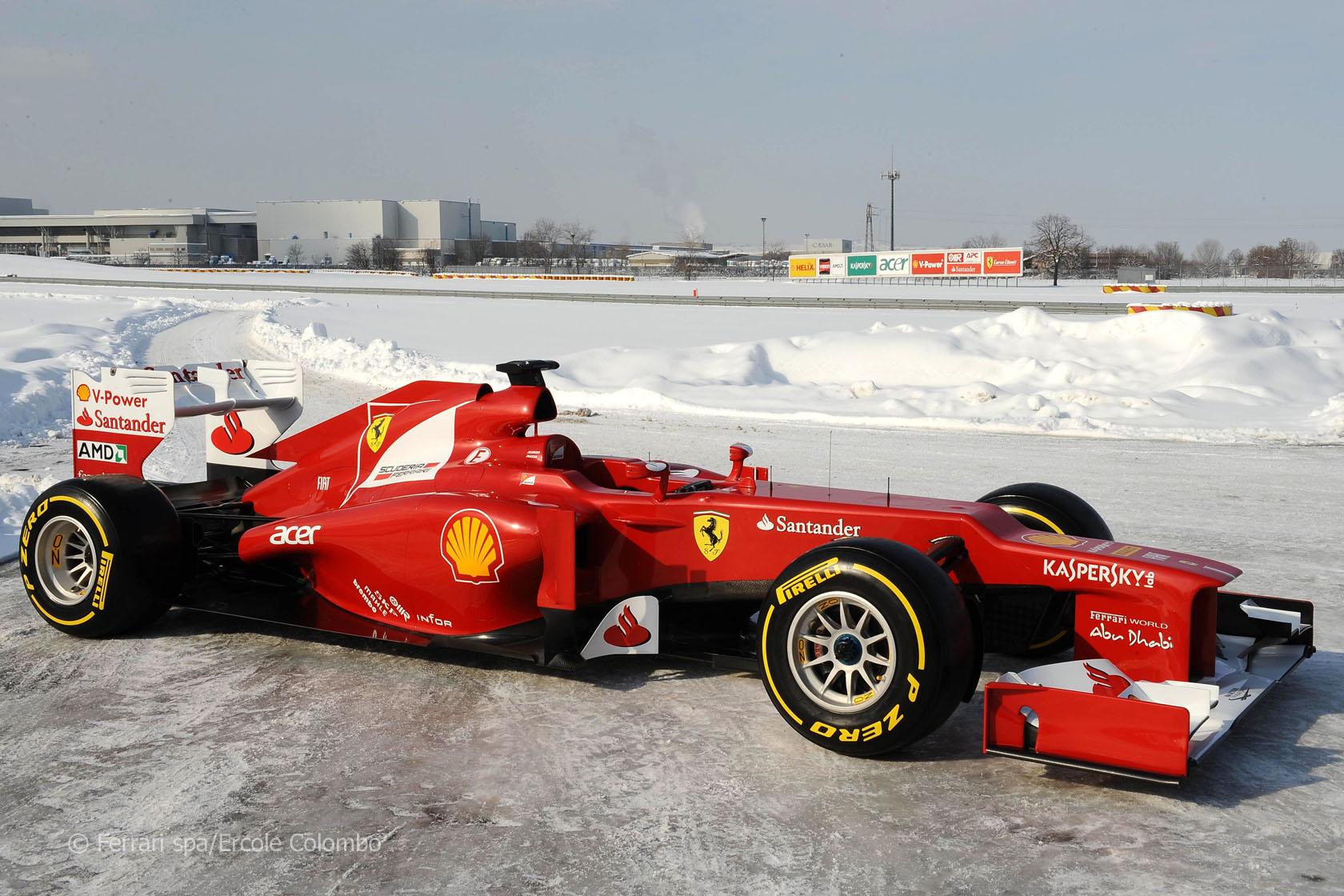 Description: F1 Ferrar...