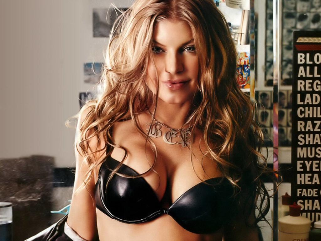 Fergie Wallpaper HD