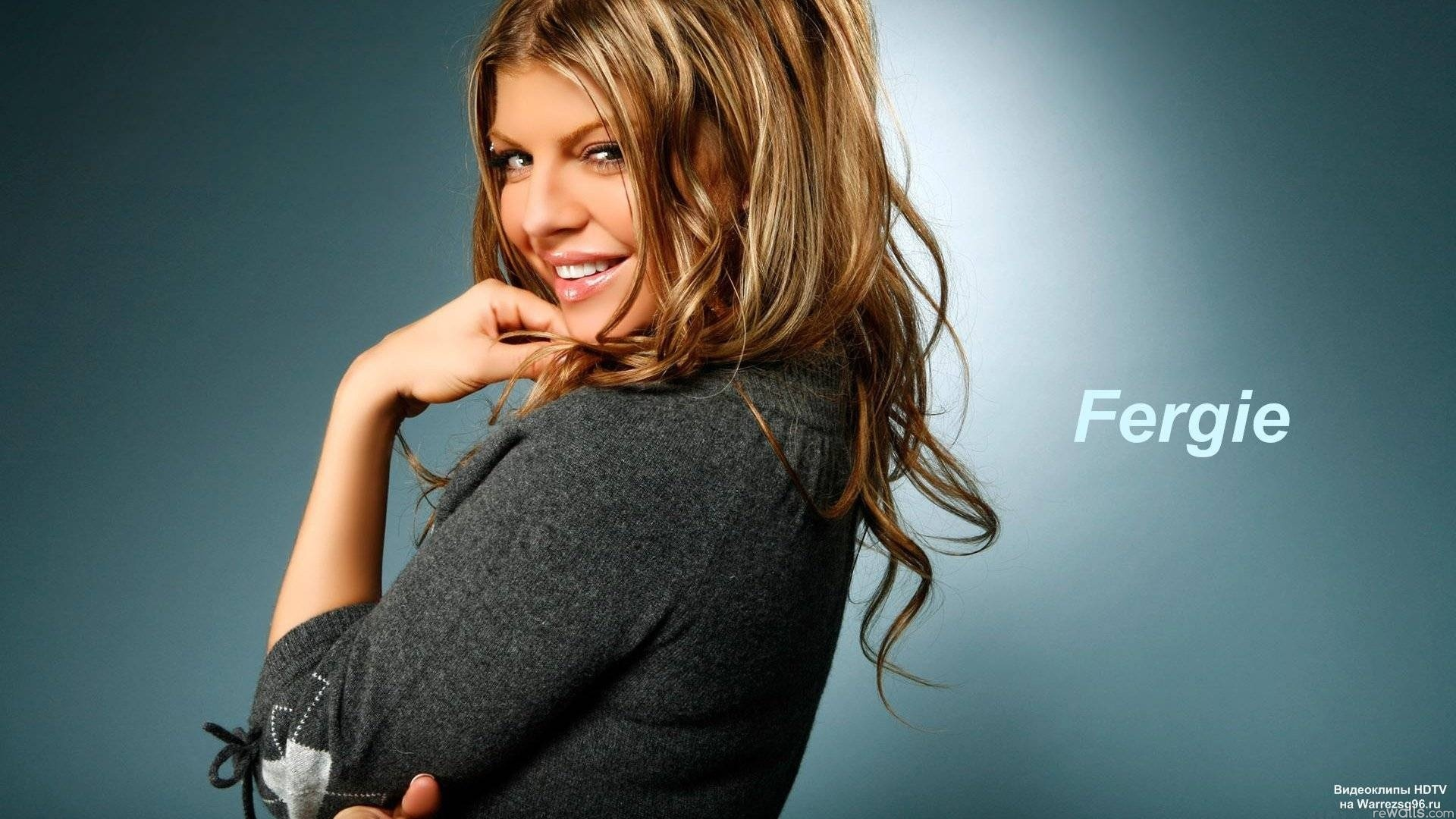 Description: Fergie Wallpaper is a hi res Wallpaper for pc desktops ... Fergie