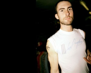Free Adam Levine Wallpaper