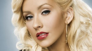 Free Christina Aguilera Wallpaper