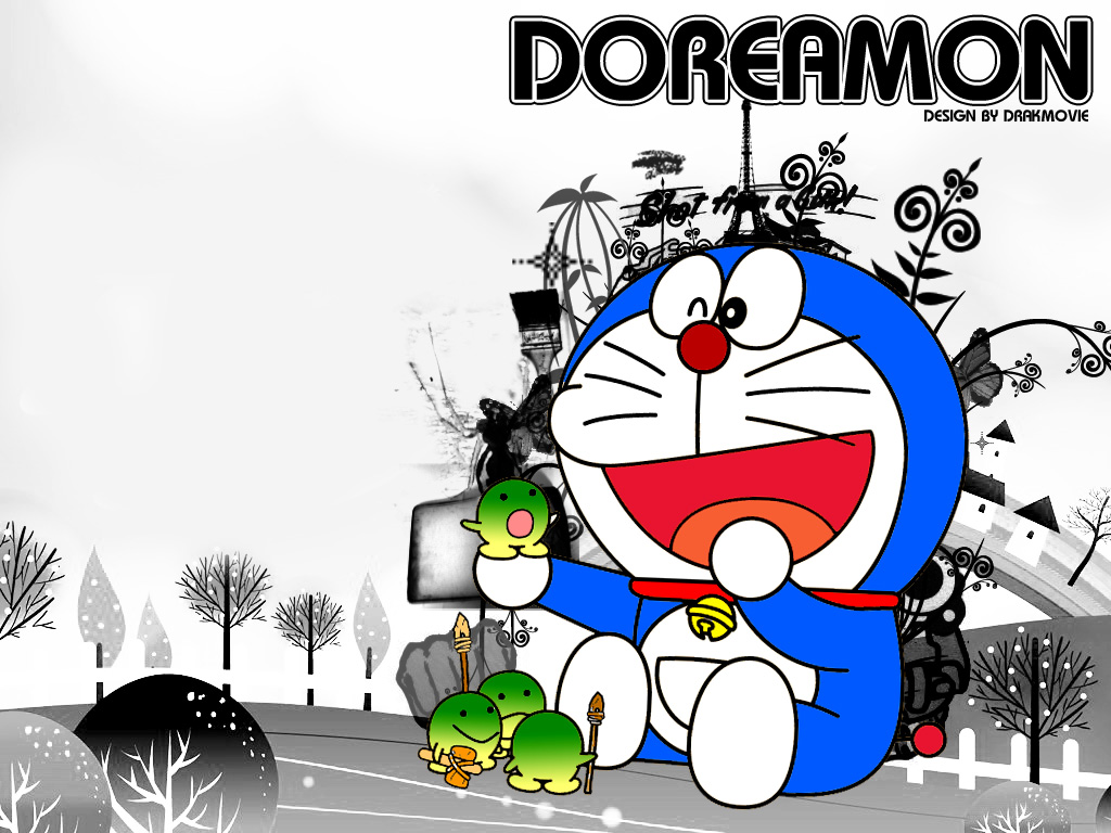 Free Doraemon Wallpaper