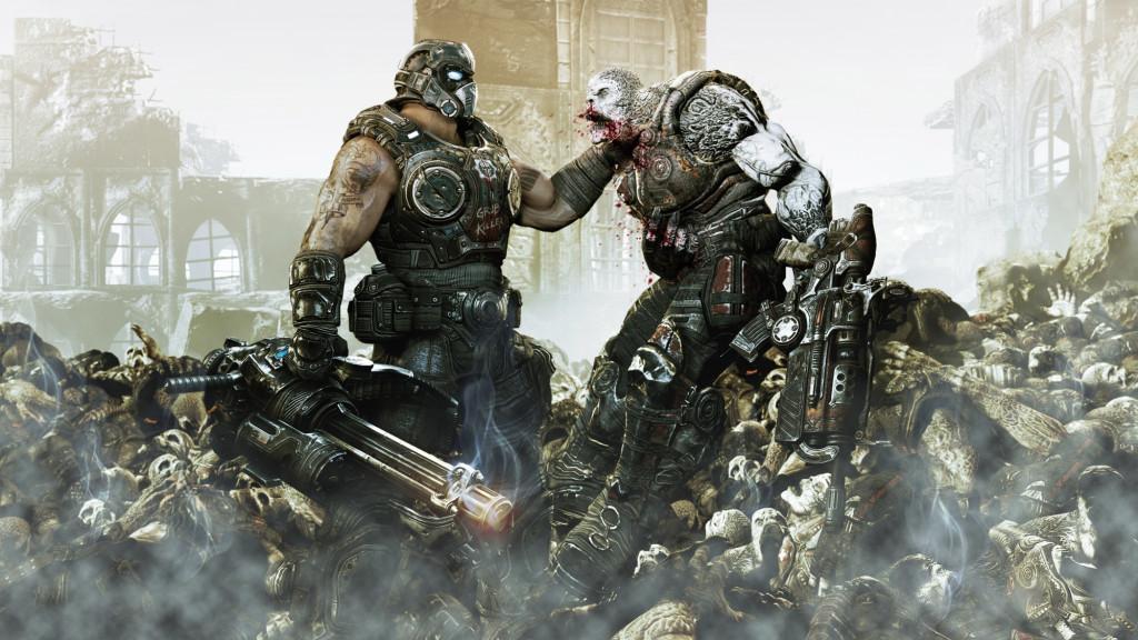 free gears of war 3 wallpapers