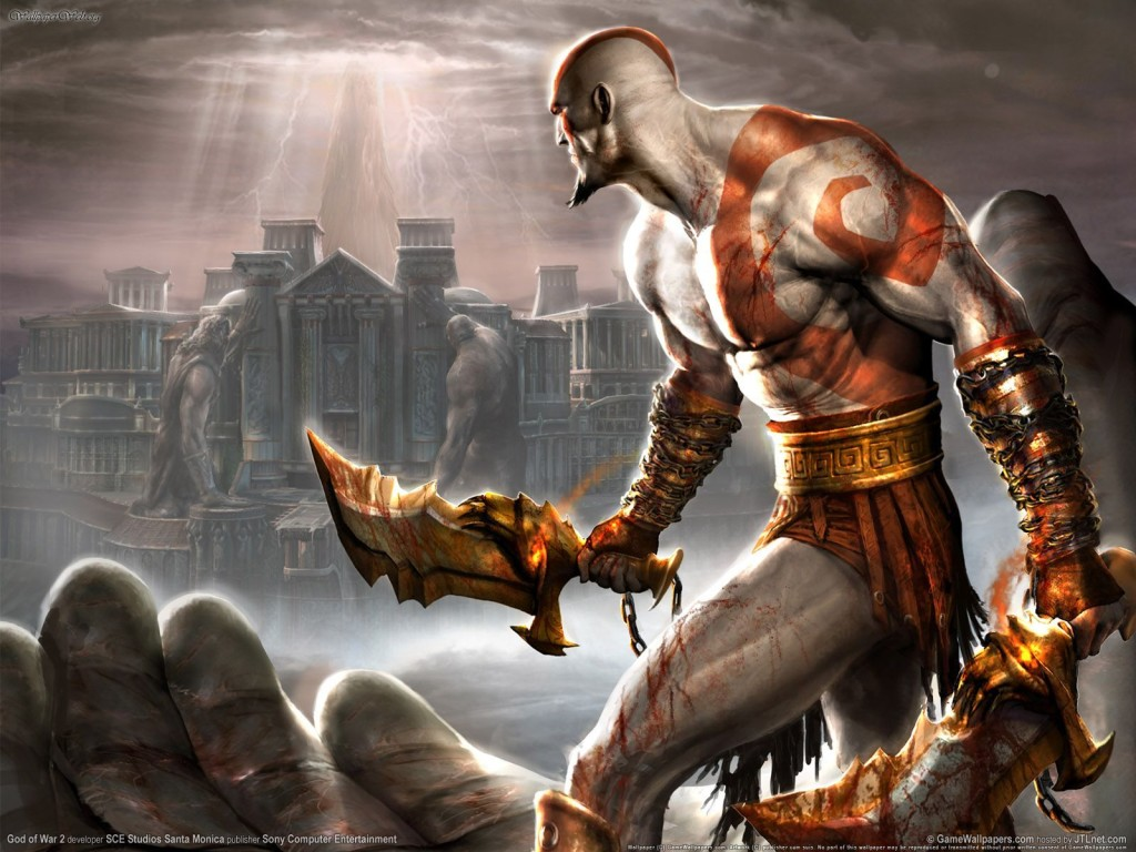 Free God of War Wallpaper