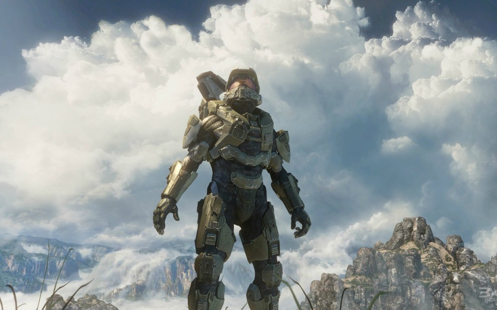 Free Halo 4 Wallpaper