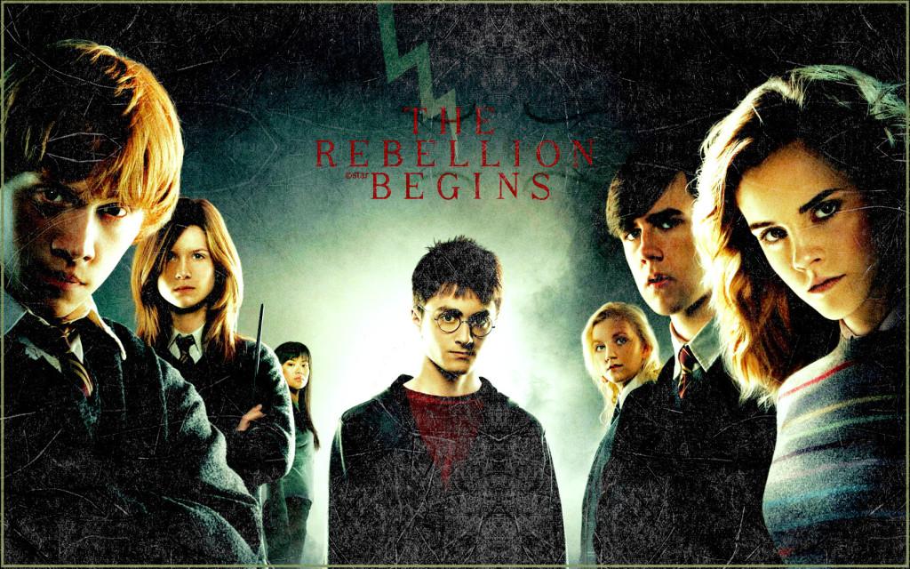 Free Harry Potter Wallpaper
