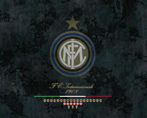 Free Inter Milan Logo Wallpaper
