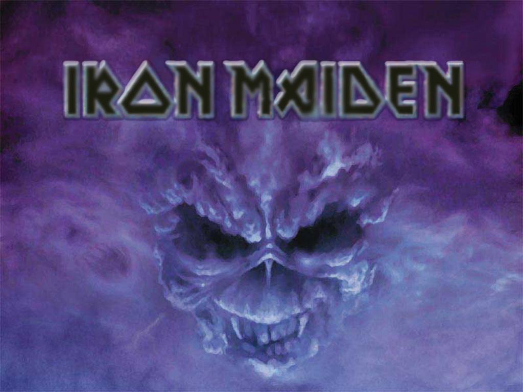 Free Iron Maiden Wallpaper