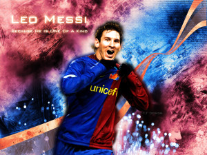 Free Lionel Messi Wallpaper