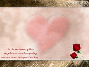 Free Love Quotes Wallpaper