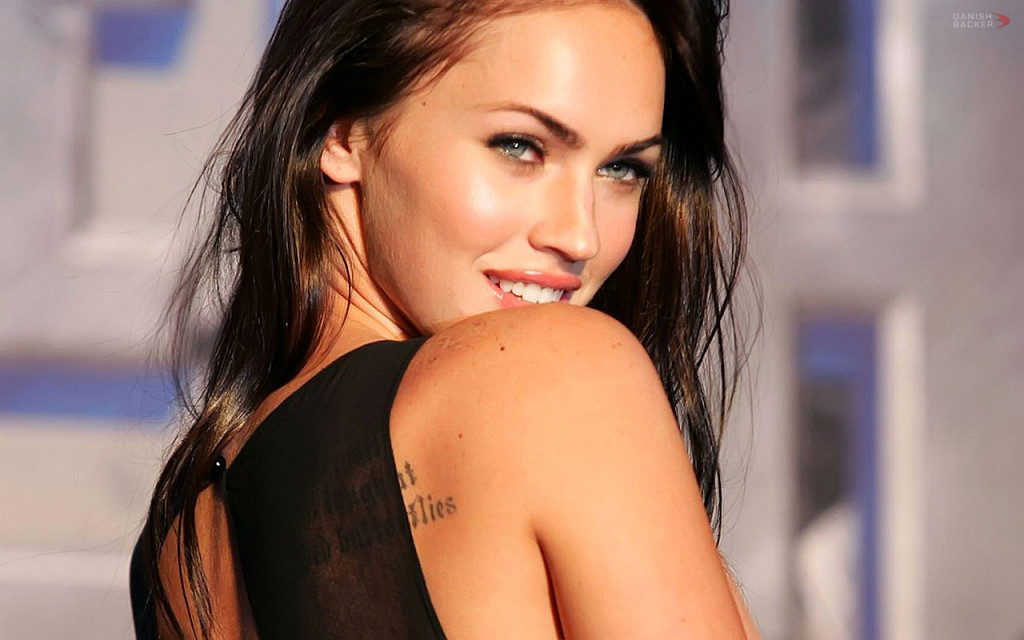 Free Megan Fox Wallpaper