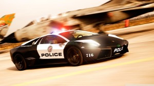 Free Police Cars Wallpapers