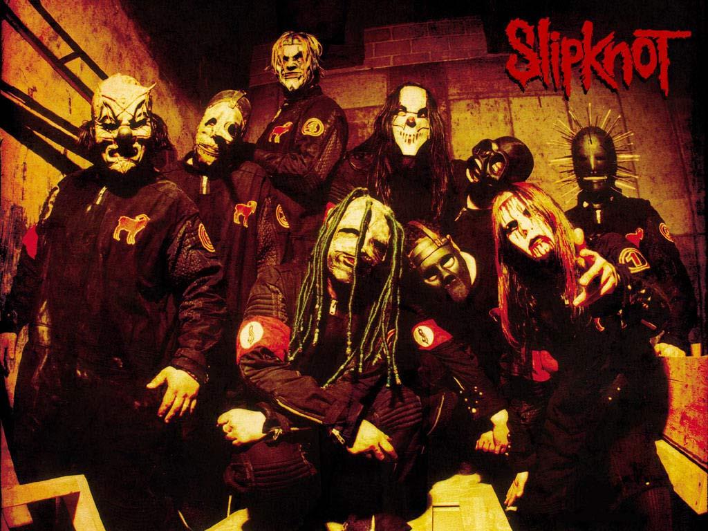 Free Slipknot Wallpaper