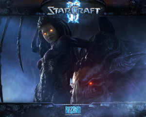Free Starcraft 2 Wallpaper