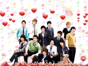 Free Super Junior