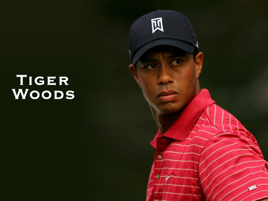 Free Tiger Woods Wallpaper