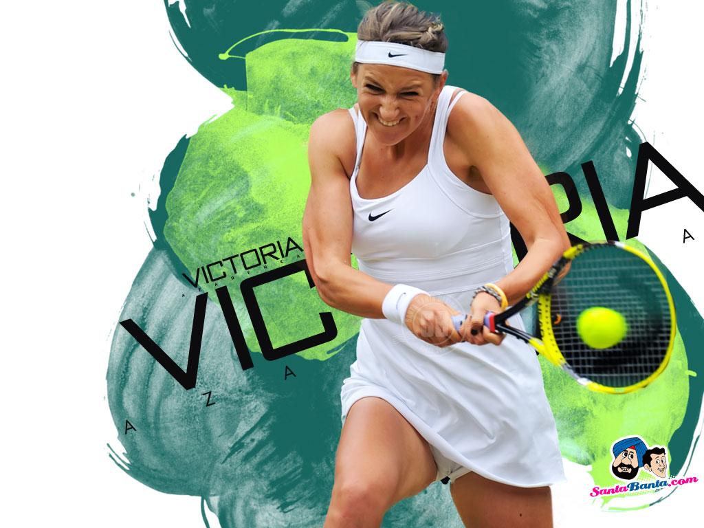 Free Victoria Azarenka Wallpaper