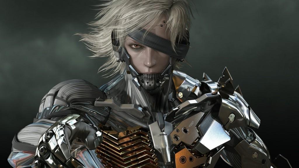 Game Metal Gear Rising Wallpaper
