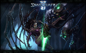 Game Starcraft 2 Wallpaper