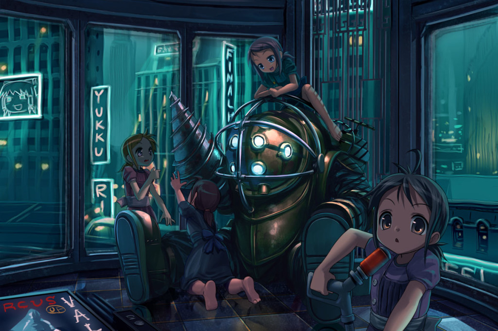 Games Bioshock Wallpaper
