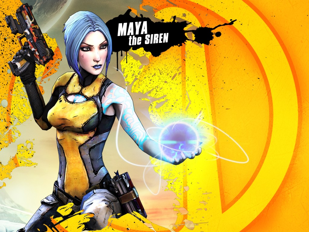 Games Borderlands 2 Wallpaper
