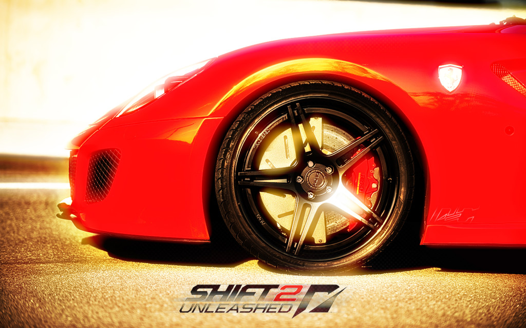 Games Need for Speed Shift 2 Wallpaper
