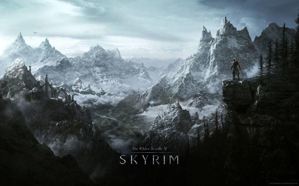 Games Skyrim Wallpaper