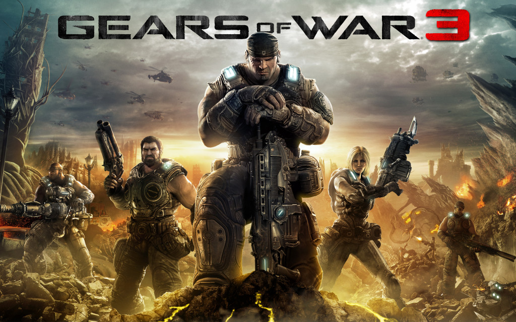 Gears of War 3 HD