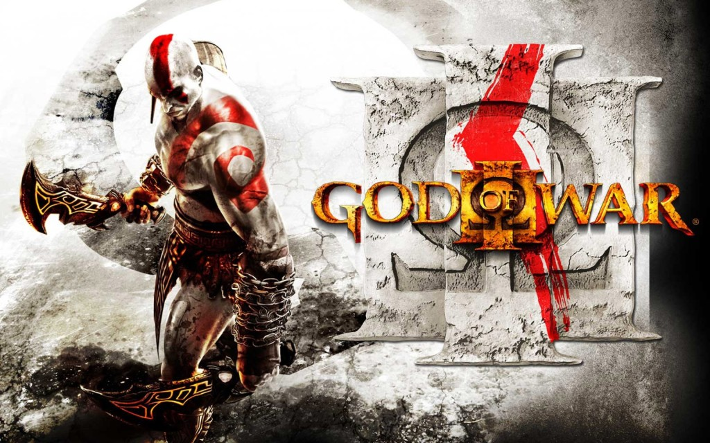 God of War III Wallpaper