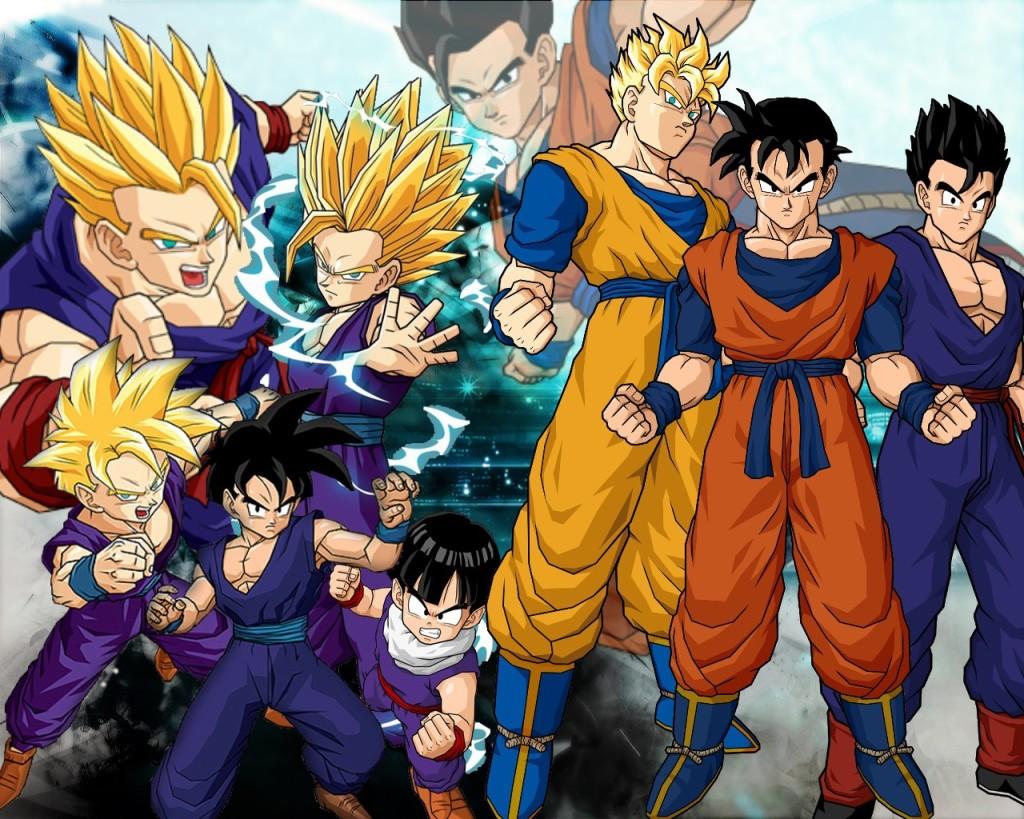 Gohan Dragon Ball Z Wallpaper
