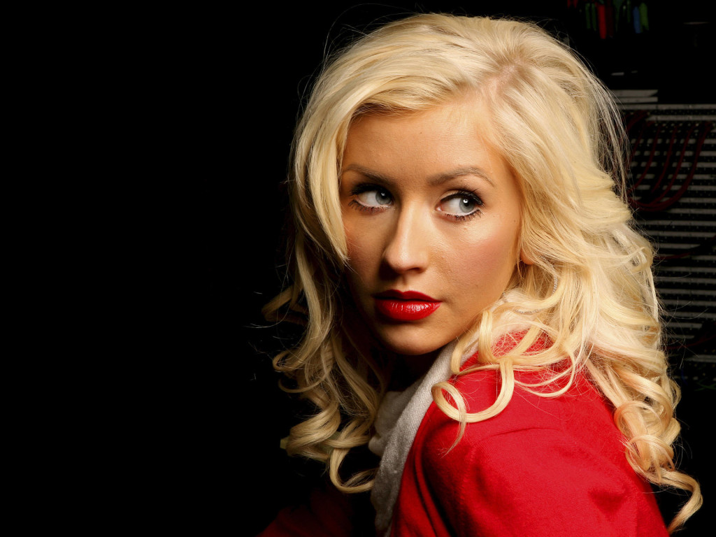 HD Christina Aguilera Wallpaper